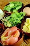 Cooking Ingredients. Stock Photos