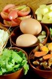 Cooking Ingredients. Stock Image