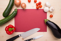 Cooking items Royalty Free Stock Photo