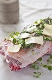 Cooking lamb Royalty Free Stock Image