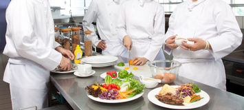Free Cooking Lesson Stock Images - 26140524