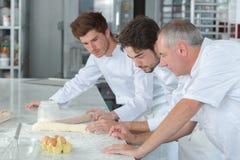 Cooking lessons from best. Cooking lessons from the best stock photo