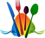 Cooking logo Royalty Free Stock Photo