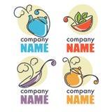 Cooking logo Royalty Free Stock Photos