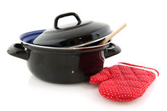 Cooking meal Royalty Free Stock Photos