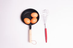 Cooking meal preparation Stock Photography