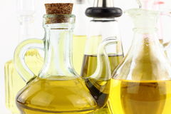 Cooking oil Stock Images