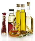 Cooking Oil Collection Royalty Free Stock Photography