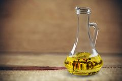 Cooking oil Royalty Free Stock Images