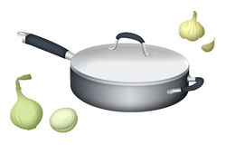 Cooking Pan Stock Image