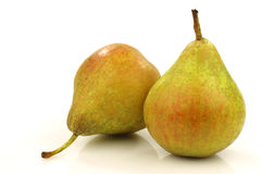Cooking pears  Royalty Free Stock Image