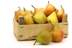 Cooking pears Gieser Wildeman Royalty Free Stock Photography