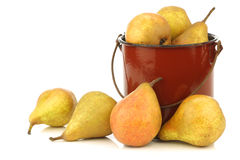 Cooking pears Gieser Wildeman Stock Photography