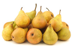 Cooking pears Gieser Wildeman Stock Photos