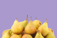Cooking pears Gieser Wildeman Royalty Free Stock Photo