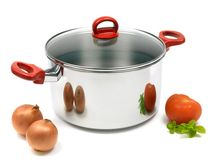 Cooking Pot stock images