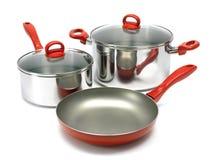 Cooking Pot stock image