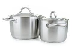 Cooking pot Royalty Free Stock Photo