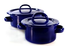 Cooking pot Stock Photos