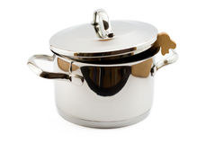 Cooking pot Royalty Free Stock Images