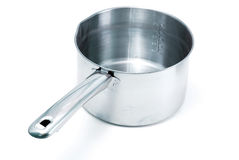 Cooking pot isolated Stock Photo