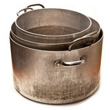 Cooking Pots Stock Images