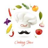 Cooking Show Concept Stock Photos