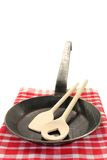 Cooking spoon Stock Image
