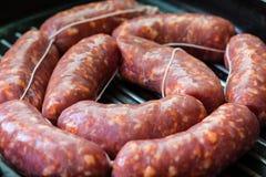 Delicious Sausage Royalty Free Stock Photo