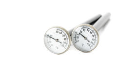 Cooking thermometer Stock Photo