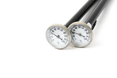 Cooking thermometer Stock Photography