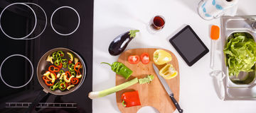 Cooking Time Royalty Free Stock Photo