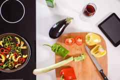 Cooking Time Stock Photography