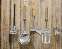Cooking Tools Royalty Free Stock Photo