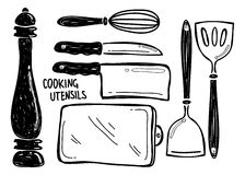 Cooking utensil Stock Photos