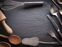 Cooking utensils. Stock Image
