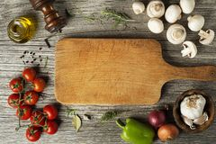 Cooking vegetable Royalty Free Stock Photography