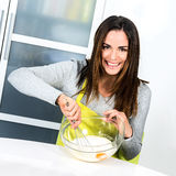 Cooking vegetables Royalty Free Stock Image