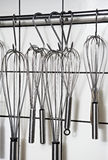 Cooking whisk Royalty Free Stock Image