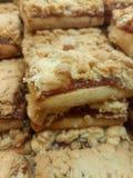 Cookis sabrosos Foto de archivo