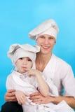 Cooks Stock Image
