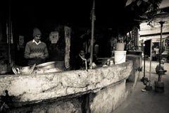 Cooks of Amritsar, Punjab, India Stock Image
