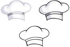 Cooks cap Stock Photo