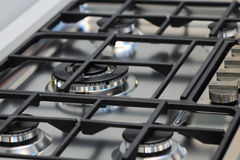 Cooktop Photographie stock