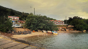 Cooktown一个小镇在澳大利亚 免版税图库摄影