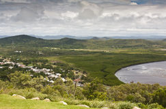 Cooktown Austrália Fotografia de Stock Royalty Free