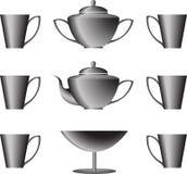 cookware θέστε διανυσματική απεικόνιση