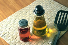 cookware πετρέλαιο στοκ εικόνα