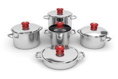 Cookware stock illustratie