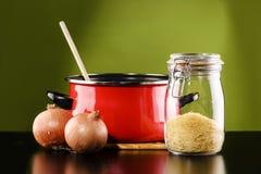 Cookware Royaltyfri Fotografi